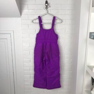 L.L. Bean Other - {L.L.Bean} Girls Purple One Piece Snowsuit